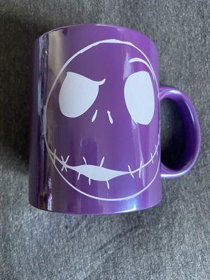 Disney Nightmare Before Christmas Jack Skellington Mug for Sale in Whittier, CA