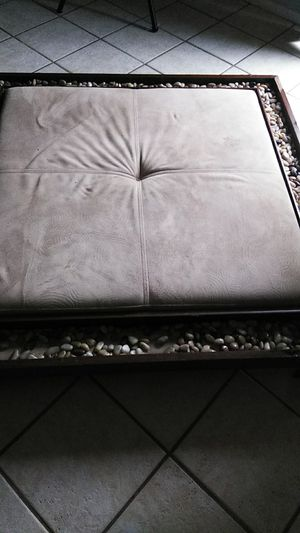 Used meditation block- indoor/outdoor patio furniture for Sale in Austin, TX