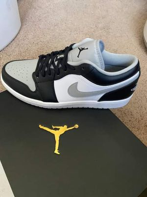 Jordan 1 Low Grey Size 10 &10.5 Men for Sale in Los Angeles, CA
