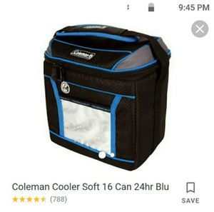 Coleman 16 can cooler for Sale in Hayward, CA