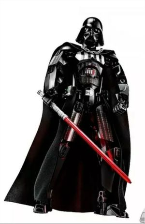 STAR WARS DARTH VADER Buildable Figure for Sale in Greenville, SC