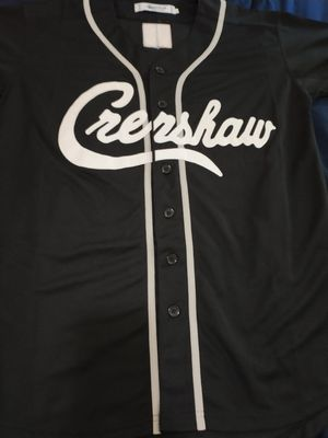 Crenshaw Victory Lap Baseball Jersey for Sale in Long Beach, CA