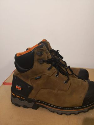 New Timberland pro work boots. Size 13. Soft toe. Waterproof. Antifatige for Sale in Riverside, CA