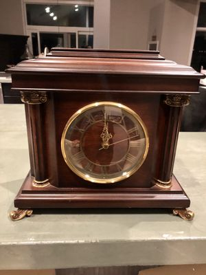 Antique clock from Bombay Company for Sale in Indianapolis, IN