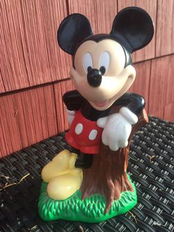 Vintage Mickey Mouse Bank for Sale in Seattle,  WA