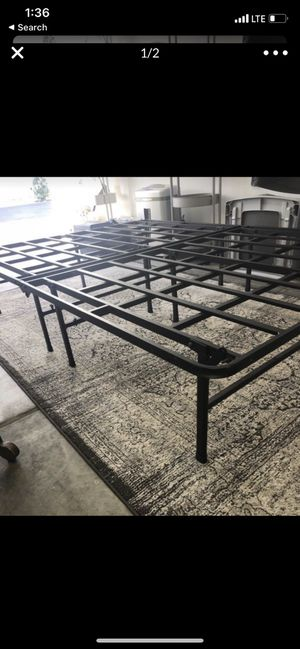 Frame/ mattress for Sale in San Diego, CA
