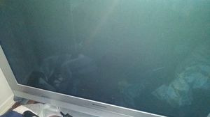 47 inch gray panasonic flatscreen for Sale in Irving, TX