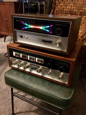 Sansui QS-500 Quadrophonic Amplifier and Sansui RA-500 Reverberation Amplifier for Sale in Phoenix, AZ