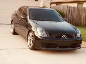 Clean 2003 Infiniti G35 Acord Fully for Sale in Richmond, VA