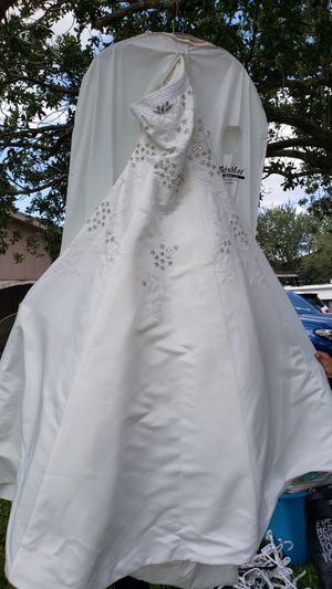 Size 6 Wedding Dress for Sale in Harlingen, TX