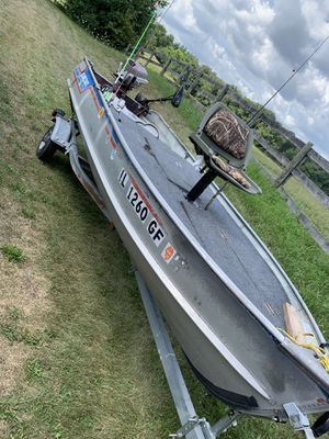 14ft fishing boat for Sale in Johnsburg, IL