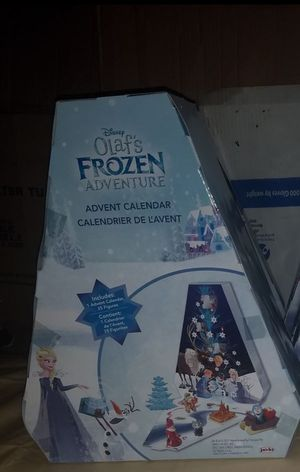 Olafs Adventure Christmas Calender for Sale in Canal Winchester, OH