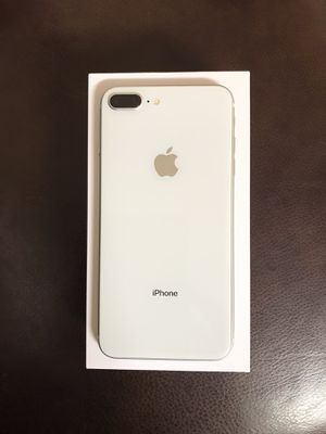 iPhone 8 Plus Silver 64GB Unlocked for Sale in Portland, OR