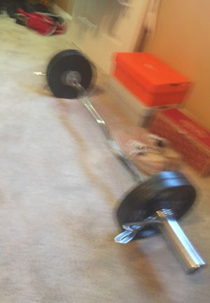 Curl bar for Sale in Raleigh, NC