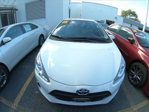 Certified Pre-owned 2015 Toyota Prius C STD FWD One 4dr Hatchback for Sale in Chicago, IL