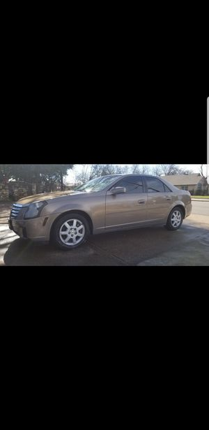 2006 Cadillac CTS for Sale in Dallas, TX