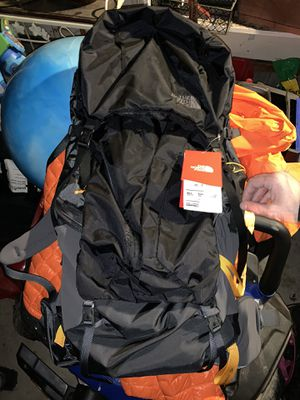 The North Face Griffin 65 hiking backpack, Brand new for Sale in Indianapolis, IN