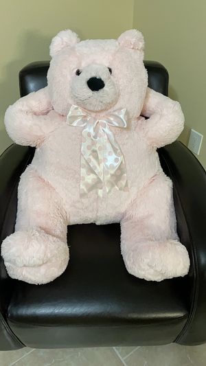 Pink teddy bear for Sale in Austin, TX