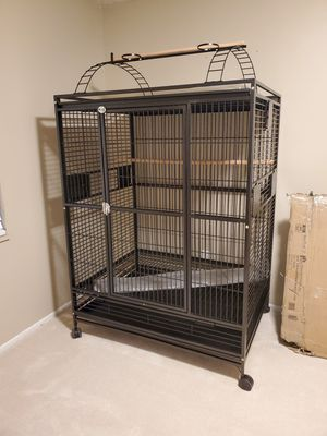 Huge Macaw Cage for Sale in Worthington, OH