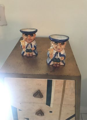Antique beer glasses for Sale in Miami, FL