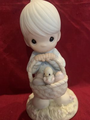 Precious Moments Basket Full of Blessings-109924 for Sale in Punta Gorda, FL