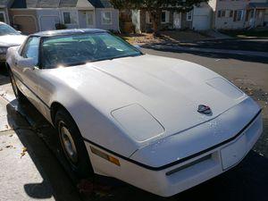 Chevy 1985 C4 corvette for Sale in Aurora, CO
