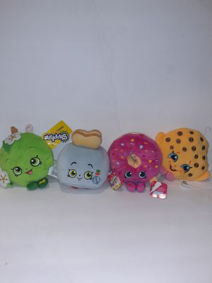 Shopkins plush for Sale in San Diego, CA