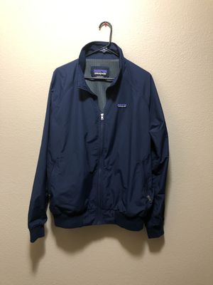 Like New Mens Patagonia Jacket Navy Blue Size XL for Sale in Everett, WA