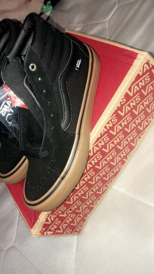 Vans size 8 1/2 for Sale in Memphis, TN