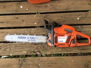 Husqvarna 359 pro chainsaw for Sale in Durham, NC