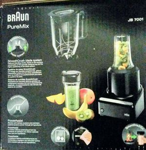 Braun Pure mix ( also makes crushed ice ) for Sale in Costa Mesa, CA
