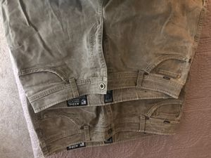 Kuhl Ryder Pants 38x34 camo green for Sale in Hoschton, GA