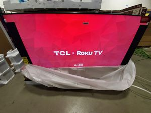 "TCL 55"" Class 6-Series 4K QLED TV for Sale in Galena, OH"