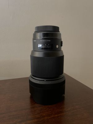 Sigma 85mm 1.4 for Sale in Abingdon, MD