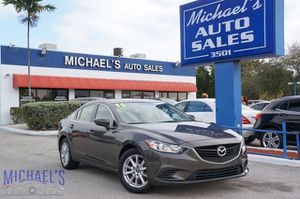 2016 Mazda Mazda6 for Sale in Miramar, FL