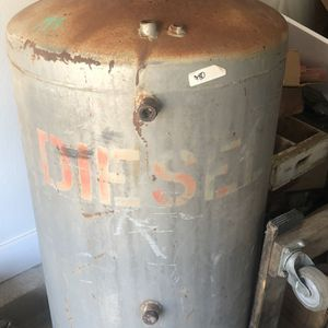 BBQ Metal Tank For Making Bbq Grill for Sale in New Braunfels, TX