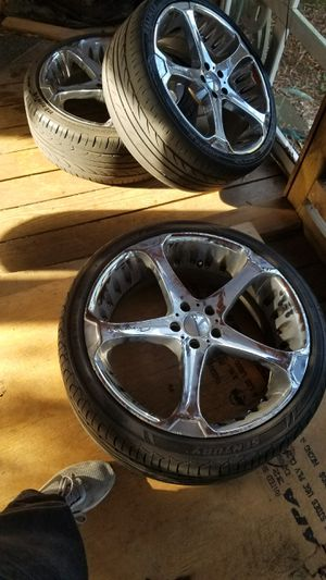 20 inch Giovanna rims for Sale in NC, US