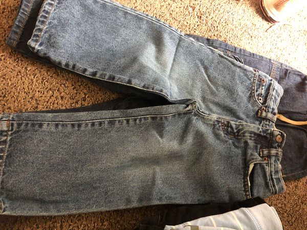 Toddler jeans and more clothes
