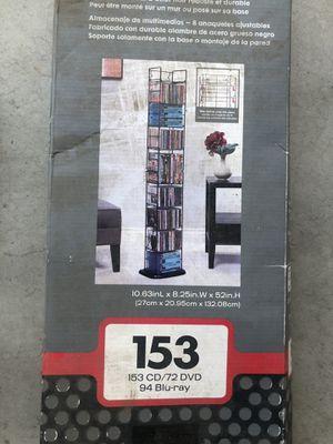 DVD Blu-Ray rack for Sale in Clovis, CA