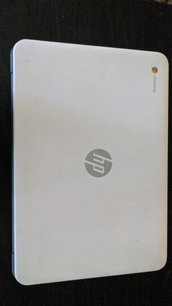 HP Chromebook w/ Charger for Sale in San Antonio,  TX