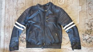 Cafe racer motorcycle jacket for Sale in HUNTINGTN BCH, CA