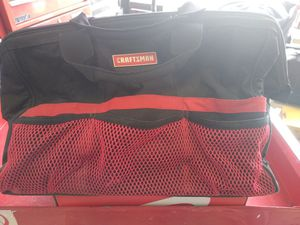 Craftman Tool Bag for Sale in Egg Harbor Township, NJ