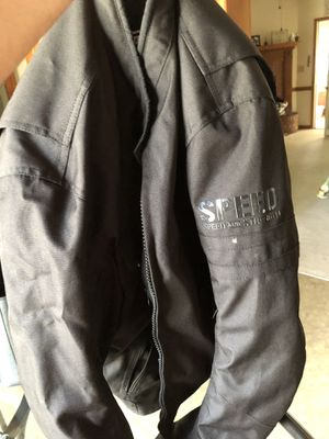 Motorcycle jacket speed and strength for Sale in Montgomery, AL