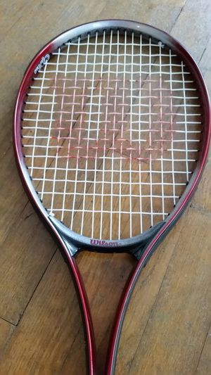 Wilson Racket Racquet Retro Vintage 1990 Tennis for Sale in Houston, TX