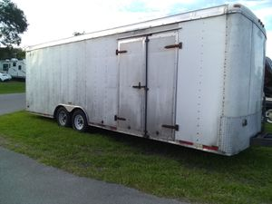23 ft Roadmaster enclosed Trailer for Sale in Tampa, FL