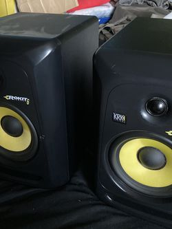 Krk Rokit 6 Gen 3 Studio Monitor Speakers for Sale in Hayward,  CA
