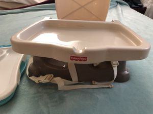 Booster seat $10 for Sale in Gaithersburg, MD
