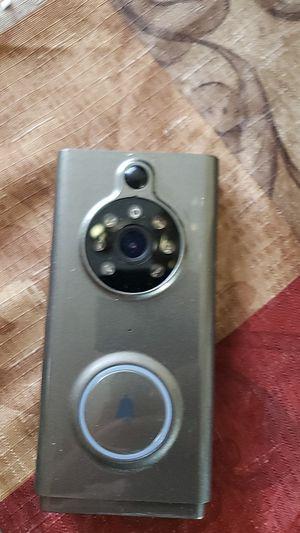 Door bell camera, mount and door bell chimer for Sale in Kernersville, NC