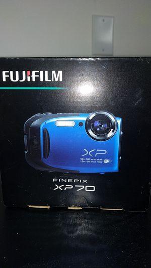 Fujifilm waterproof digital camera for Sale in Belvedere, CA