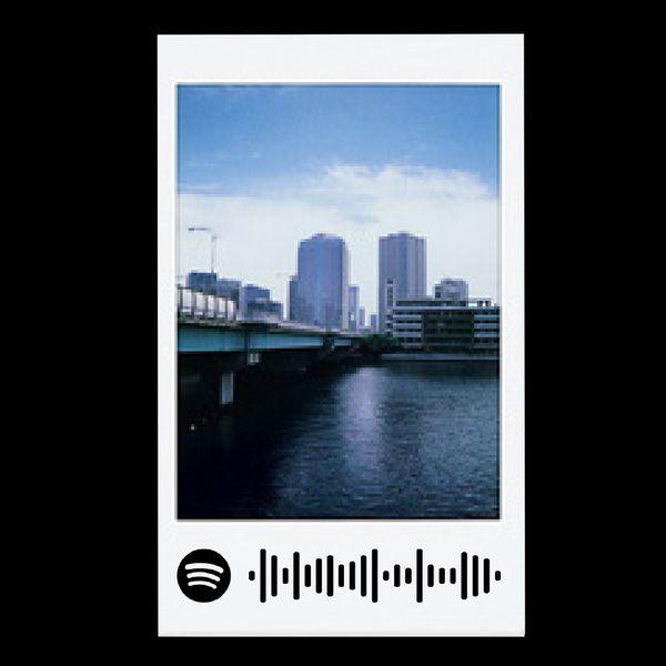 Spotify Scannable Polaroids